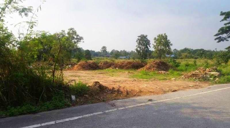 ขาย ที่ดินแปลงสวยติดถนนหลักพัทยา สยามคันทรีคลับ-อ่างเก็บน้ำมาบประชัน 4 ไร่ 3 งาน 59 ตร.ว.
