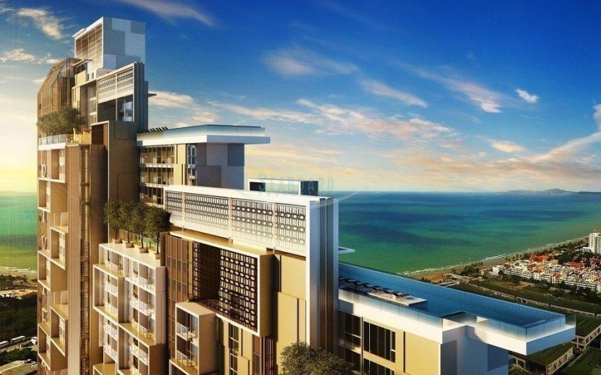 The Riviera Jomtien Beach Pattaya for sale