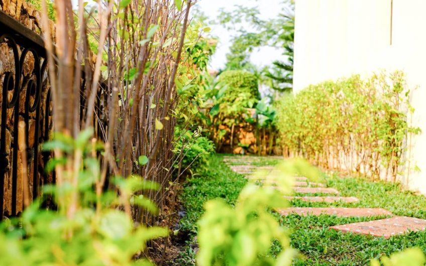ขายบ้านเดี่ยวณุศาชีวานีใกล้สวนนงนุช