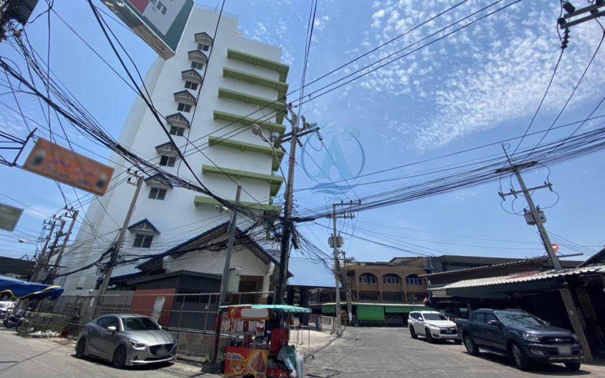 ขายอาคารพาณิชย์ห้องมุม พร้อมสัญญาเช่า จาก 7-11พัทยาใต้ ชลบุรี