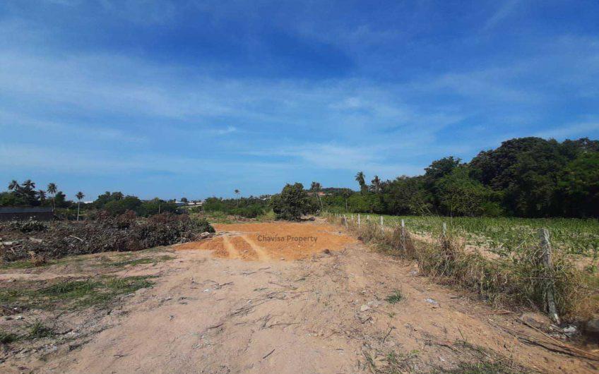 ขายที่ดินแปลงสวยใกล้ถนนมอเตอร์เวย์สาย7,สวนเสือศรีราชาและนิคมปิ่นทองศรีราชาชลบุรี