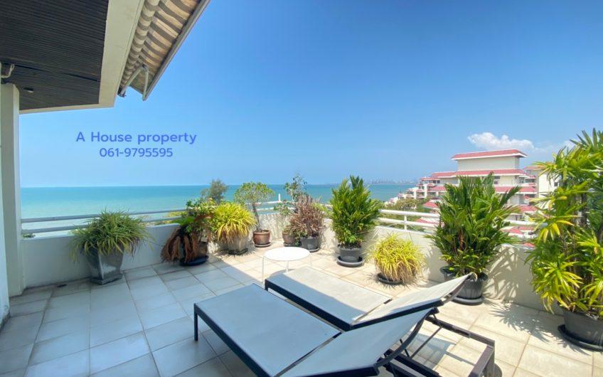 2 bedroom bay view resort condo for sale, banglamung, pattaya