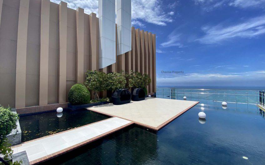 ขาย/ให้เช่าคอนโด2ห้องนอนโครงการเดอะซีศรีราชาวิวทะเล